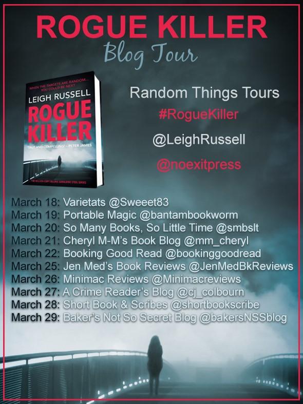 Final Rogue Killer Blog Tour poster
