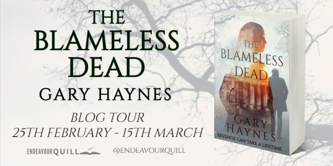 The Blameless Dead banner (small)