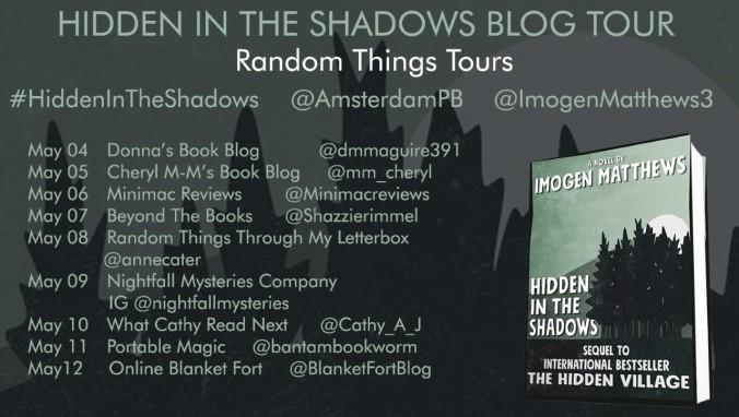 Hidden in the Shadows BT Poster