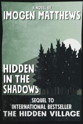 Hidden in the Shadows Front cover