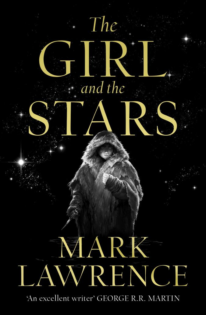 The Girl and the Stars Cover