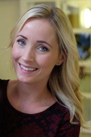 Eva Bjorg AEgisdottir Author Pic
