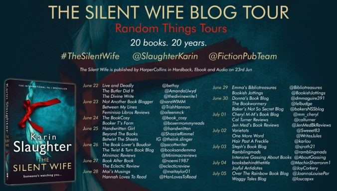 The Silent Wife BT Poster