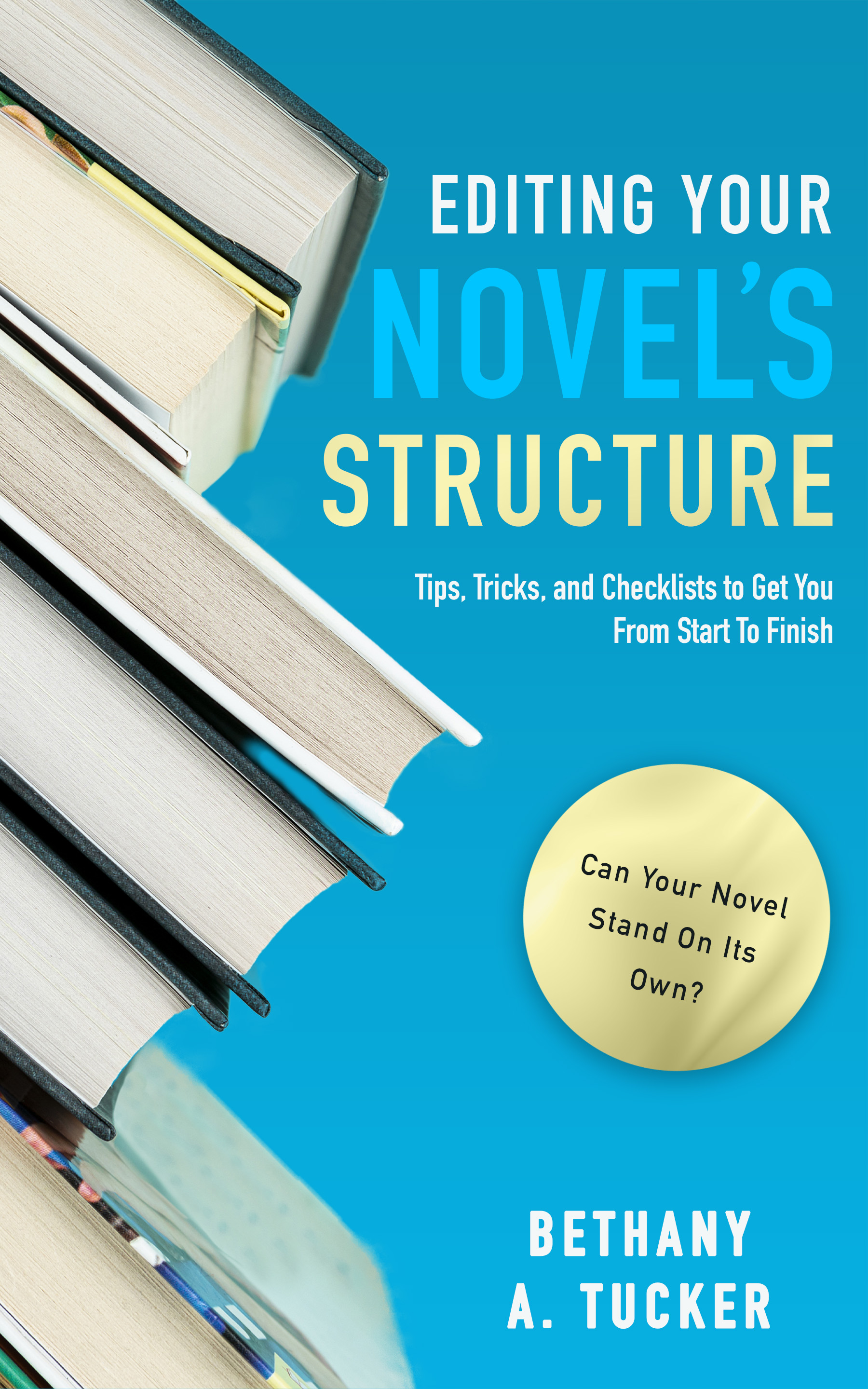 Edit Your Novel's Structure Ebook cover