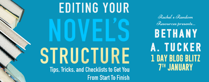 Edit Your Novels Structure