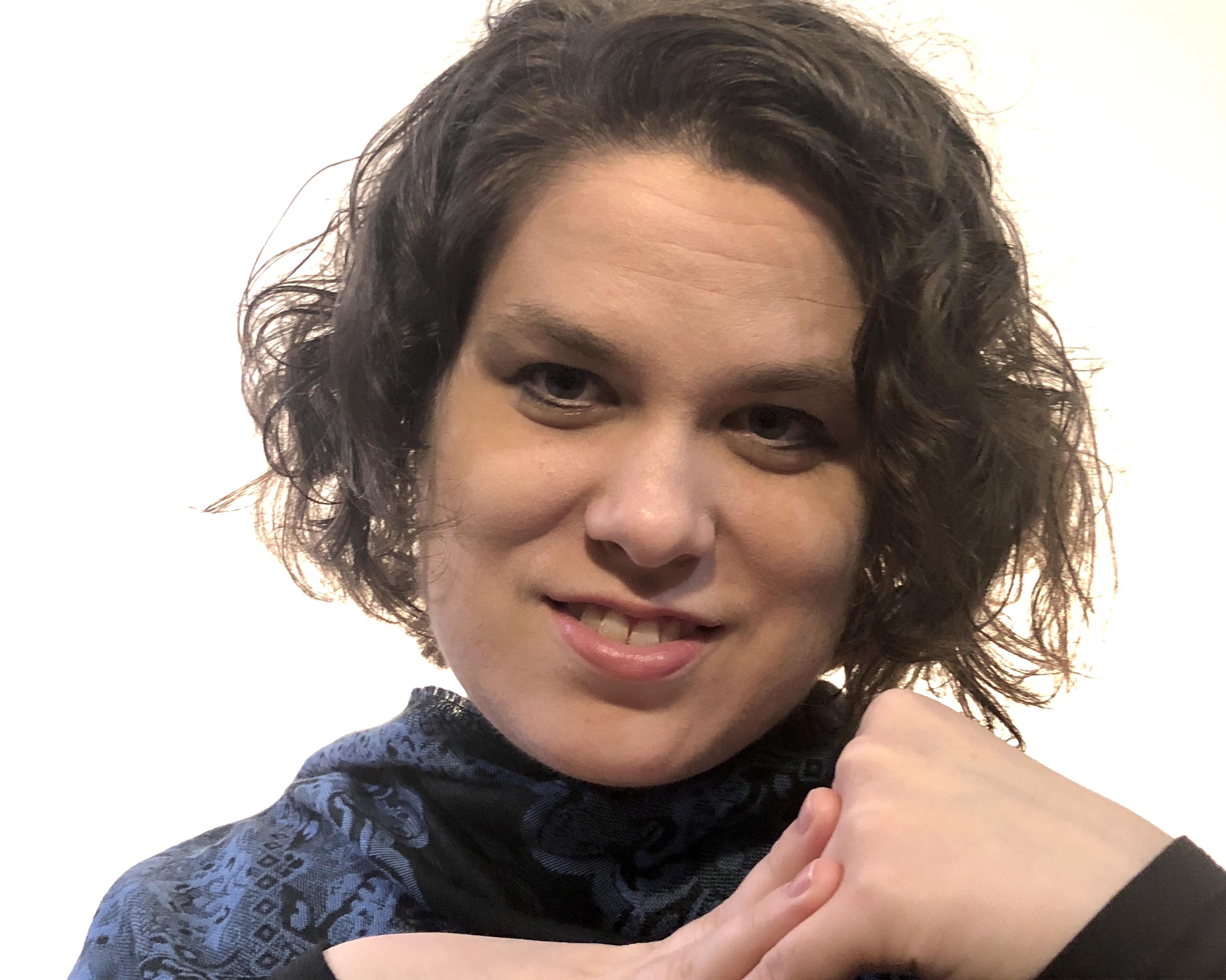 Editing - Bethany A Tucker author photo